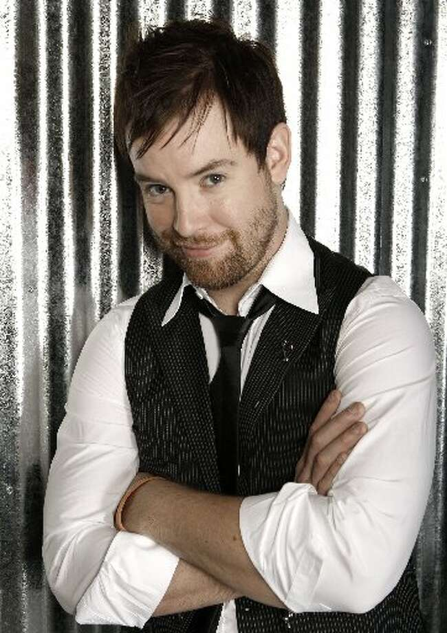 """American Idol"" winner David Cook, who was born in Houston."