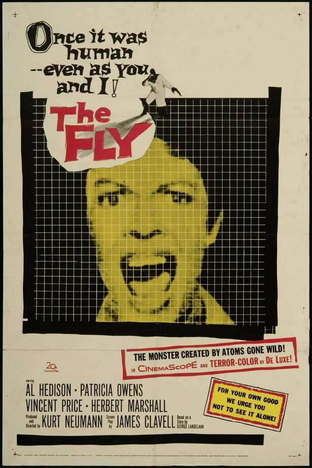 "Two 1950s B-movie classics - ""The Fly"" and ""The Thing"" - are being screened at the monthy ""Bedlam at the Bijou"" series at Bridgeport's Bijou Theatre on Thursday, JUne 20 at 7 p.m. Photo: Contributed Photo"