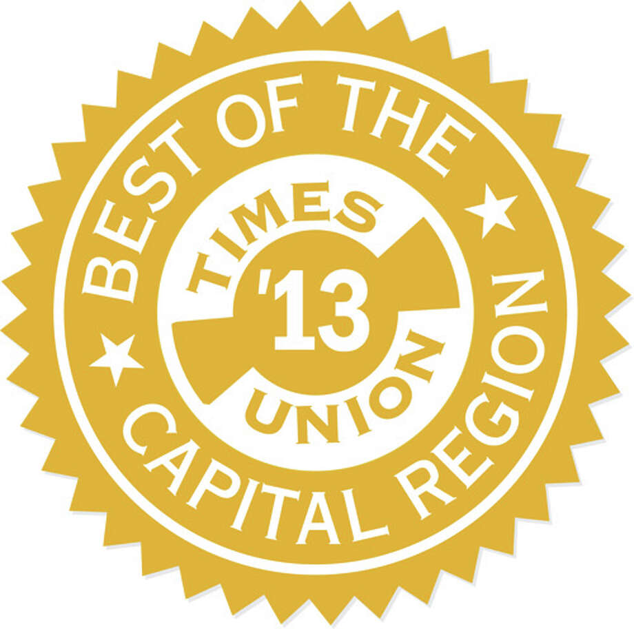 Best of the Best of the Capital Region: Logo for winners that have been voted No. 1 for the past five years