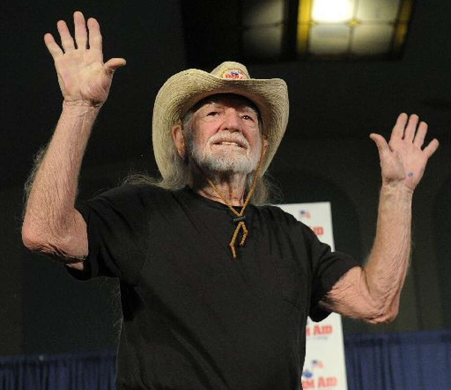 "FAMILIAR TEXAS FACES WHO SUPPORT GAY MARRIAGE""I never thought of  marriage as something only for men and women. But I'd never marry a guy I didn't like."" -- Willie Nelson Photo: AP"