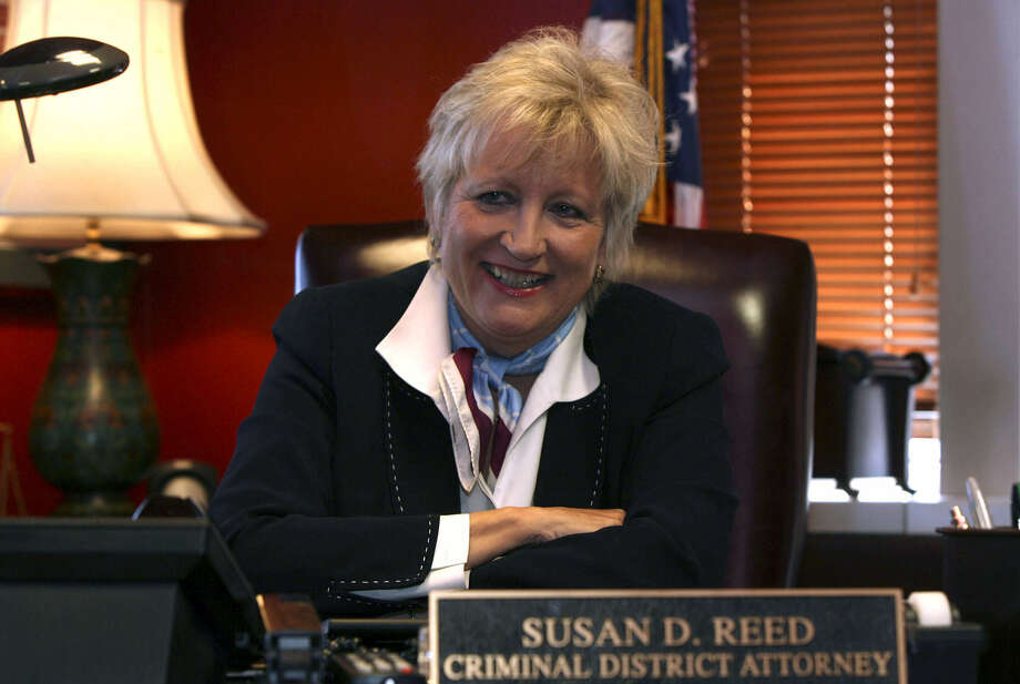 Susan Reed is the Bexar County district attorney. Photo: File Photo, San Antonio Express-News