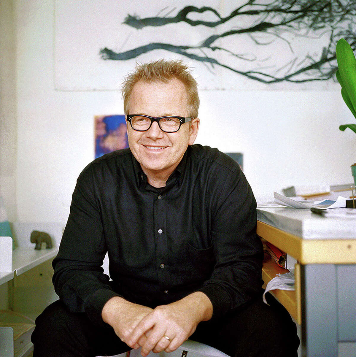 Landscape architect Michael Van Valkenburgh will give the Garden Club of Houston's biennial Nancy Thomas Horticulture Lecture Feb. 21 on the topic,