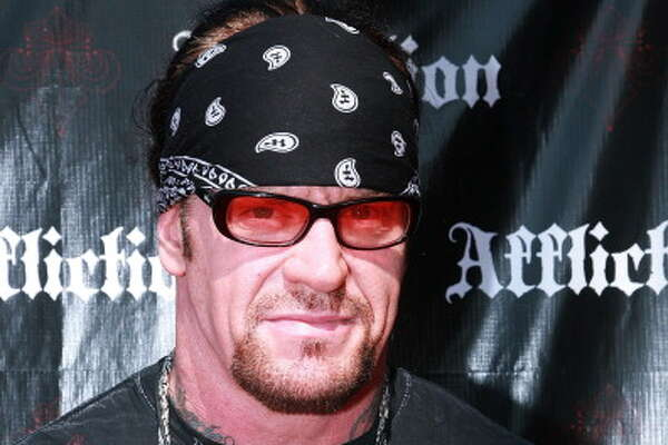 Mark Calaway, the Undertaker in the WWE, went to Waltrip High School in Houston.