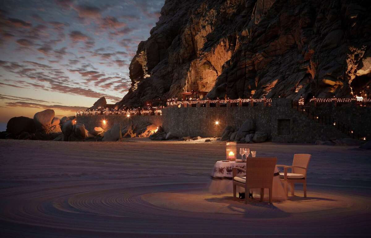 The five-star Capella Pedregal resort in Cabo San Lucas, Mexico is a haute honeymoon or wedding destination. Houstonians can fly direct to Cabo on United Airlines. www.capellahotels.com