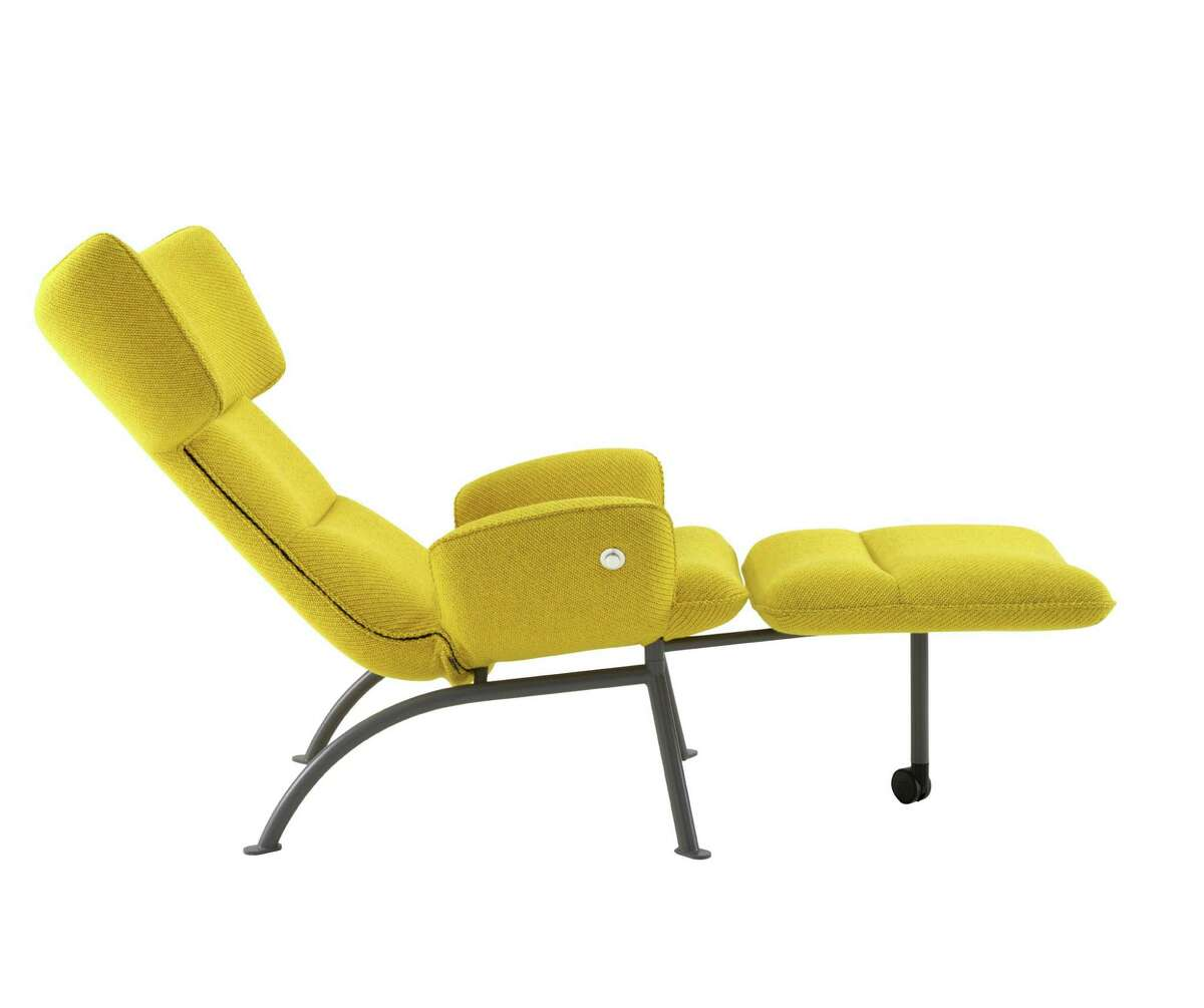 @ recliner chair by Toshiyuki Kita, from $3,520 at Ligne Roset.