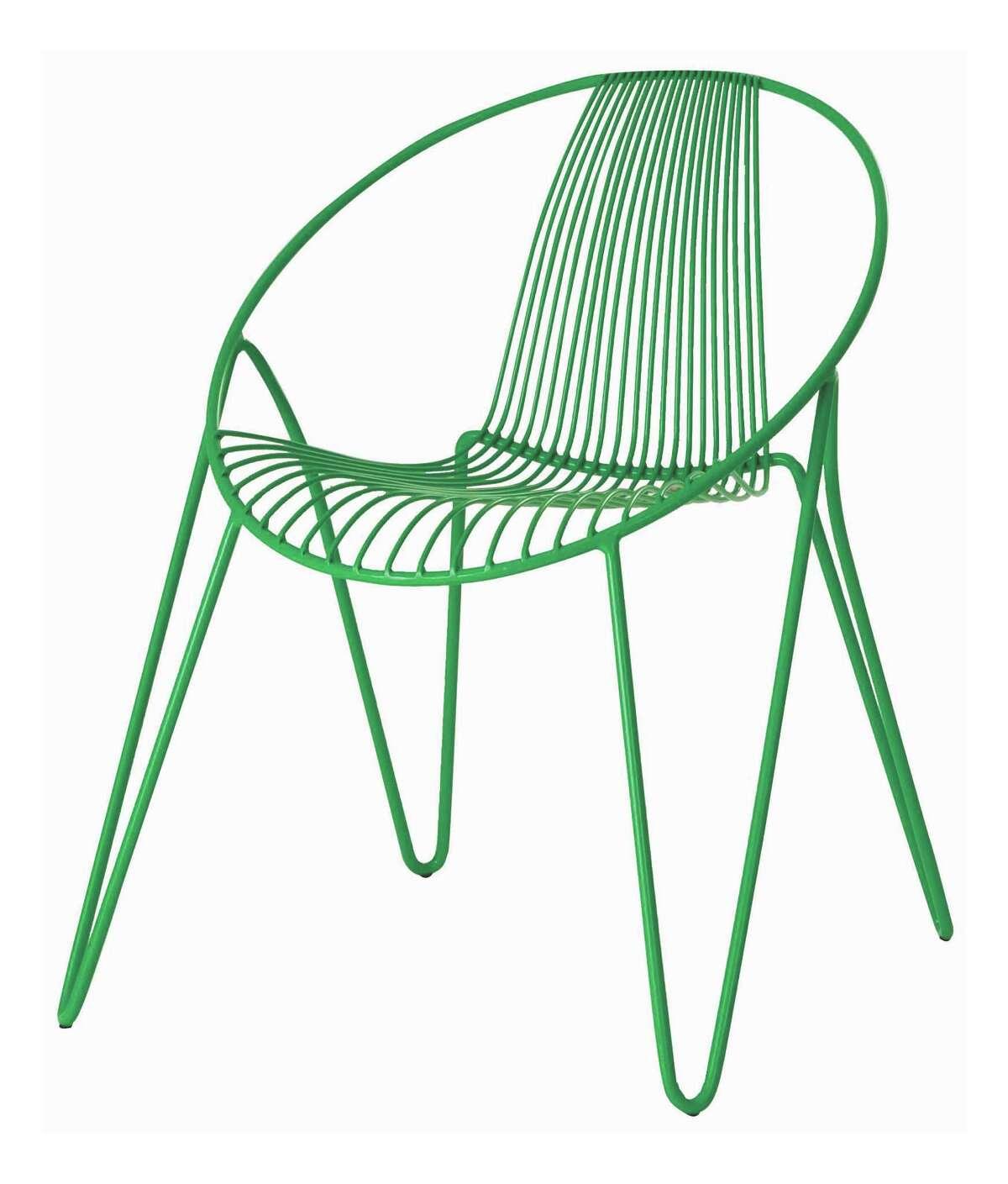 Madame O chair, $670 at Roche Bobois, 4810 San Felipe.
