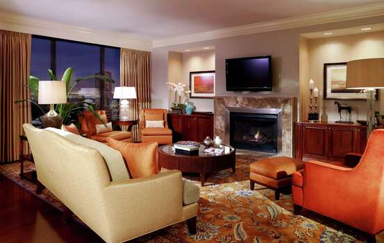 The most luxurious hotel suites in texas houston chronicle - Two bedroom suites in houston tx ...
