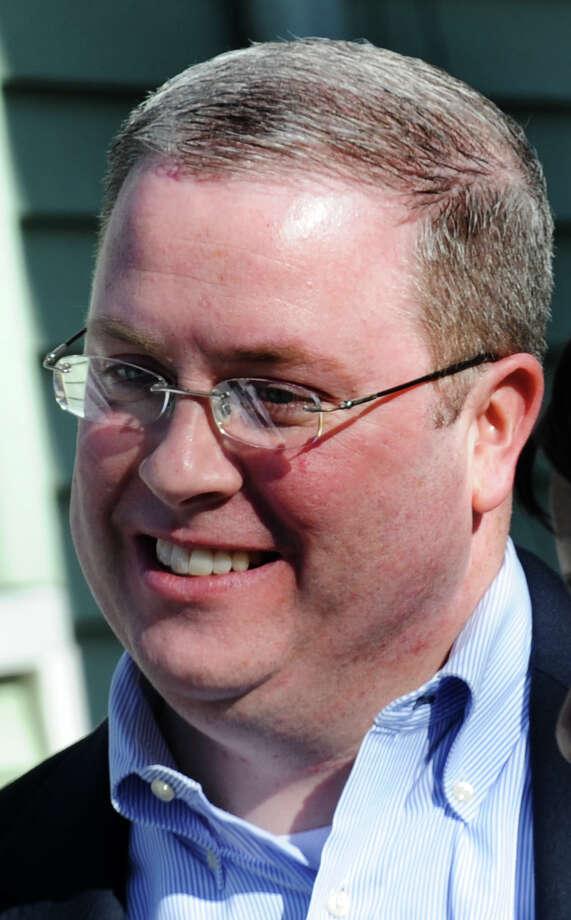 Bridgeport City Council President Thomas McCarthy Photo: Cathy Zuraw / Connecticut Post