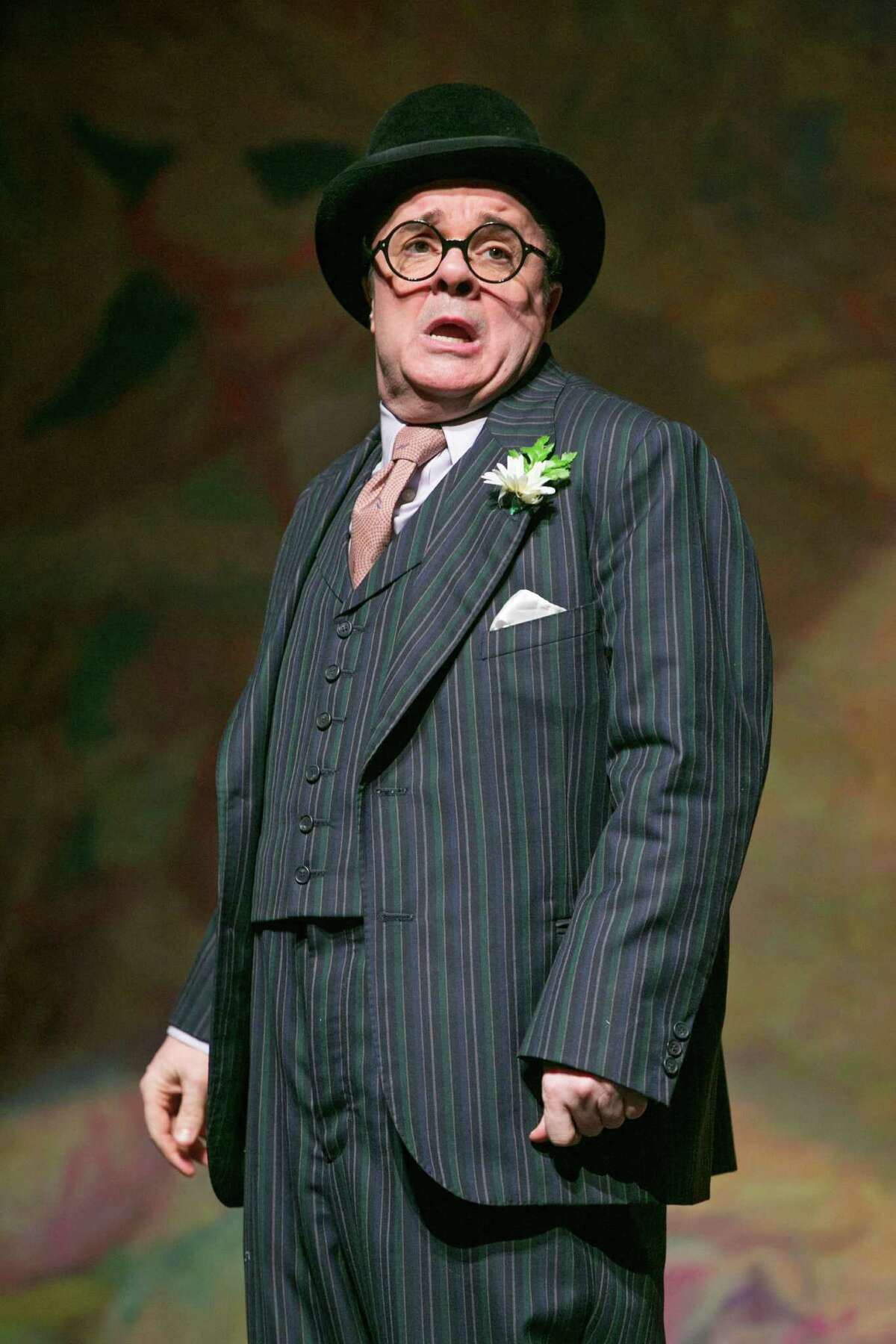 Nathan Lane in the play