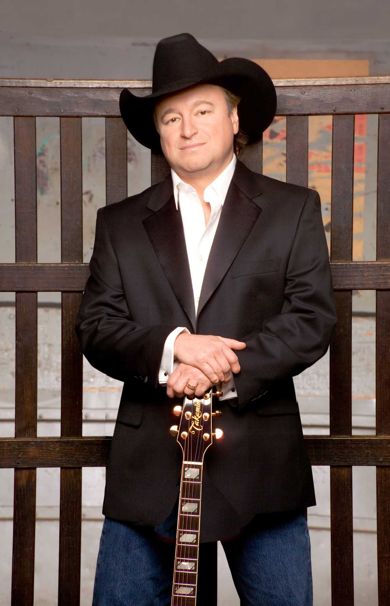 Mark Chesnutt At Cowboys San Antonio Express News