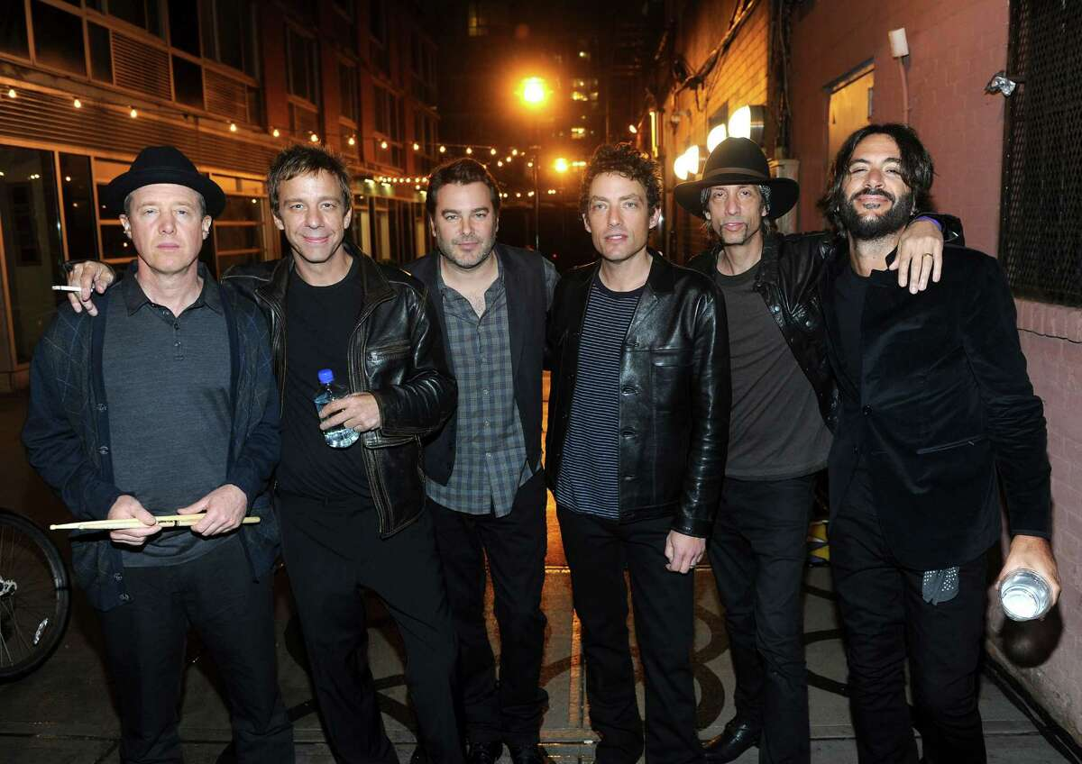 The Wallflowers perform at Stamford Downtown's Alive@Five concert series on Thursday, June 20.