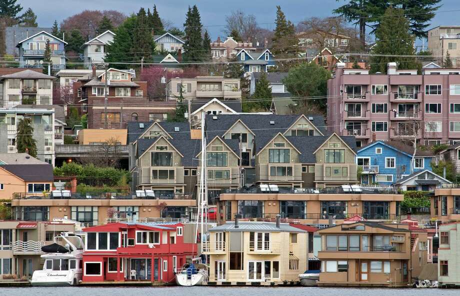 "MOHAI's exhibit, ""Still Afloat: A Contemporary History of Seattle's Floating Homes,"" runs from June 15 to Nov. 3.  Photo: Photo By Dean Forbes, - / Flickr RM"