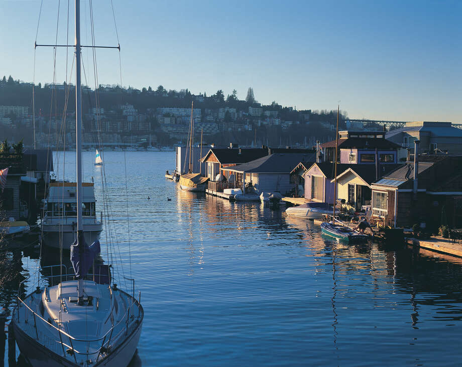 ... romantic and ... (Photo of Lake Union, Jim Corwin/Getty Images).  Photo: Jim Corwin, - / (c) Jim Corwin