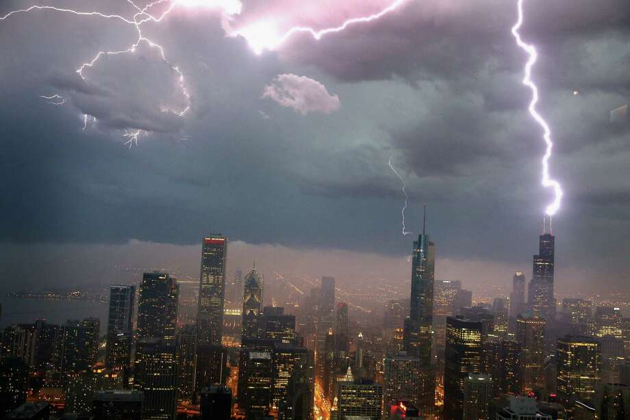 7. Chicago, Ill. Photo: Scott Olson, Staff / 2013 Getty Images