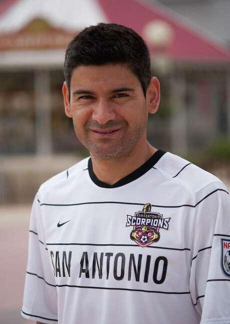 Scorpions' Javier Saavedra will play his old Liga MX team.