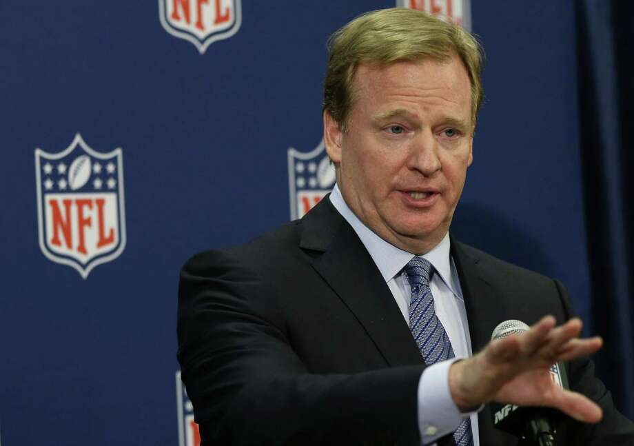 Commissioner Roger Goodell doesn't think the Redskins should adopt a new nickname.