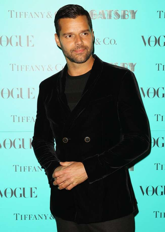 Singer Ricky Martin is dad to twins Matteo and Valentino, who were born via surrogate in 2008. Photo: Don Arnold, WireImage