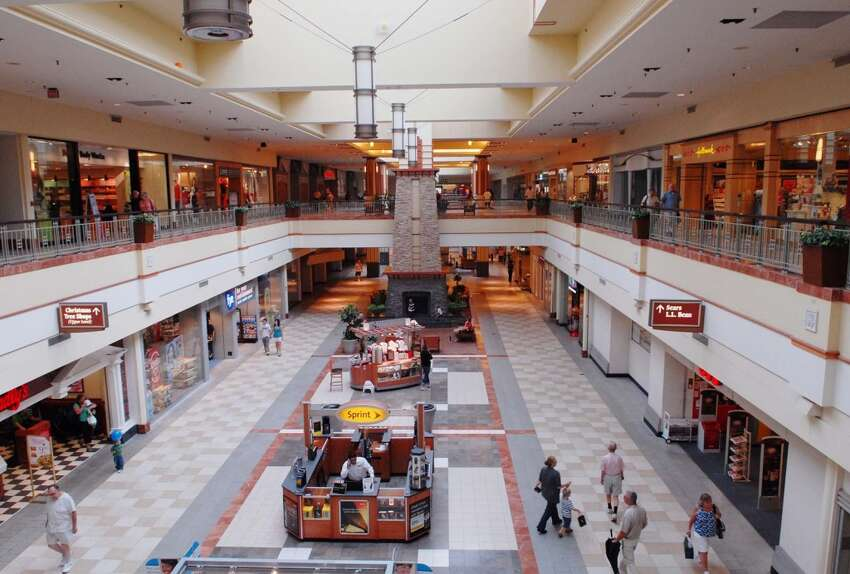 Colonie Center, the Capital Region's second-largest mall, is up for sale by the buyout firm Kohlberg Kravis Roberts & Co. Click through the gallery to see Colonie Center through the years.
