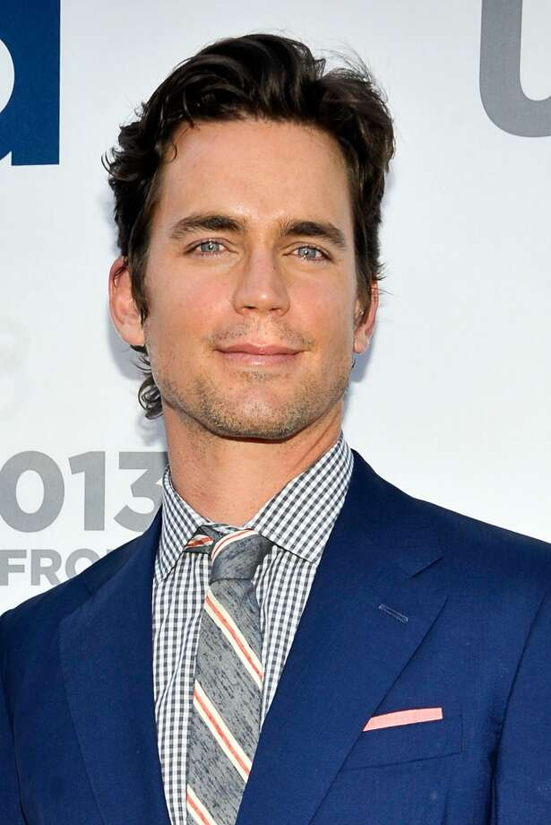 """Magic Mike"" actor Matt Bomer has three sons with his partner, publicist Simon Halls."