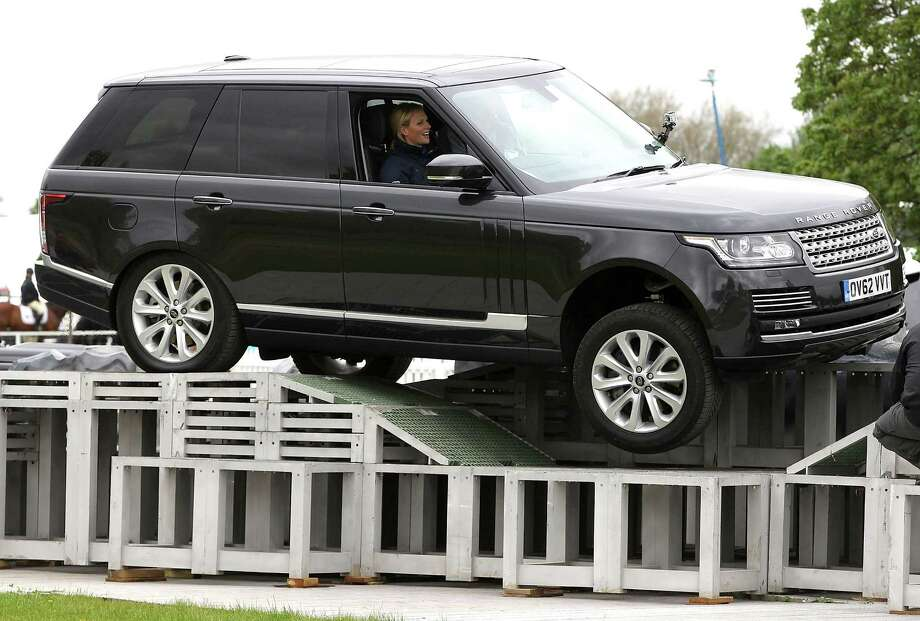 """Bieber also owns a Range Rover with a """"Project Kahn"""" package, according to Yahoo.Source:Yahoo Photo: Danny E. Martindale, File / 2013 Getty Images"""
