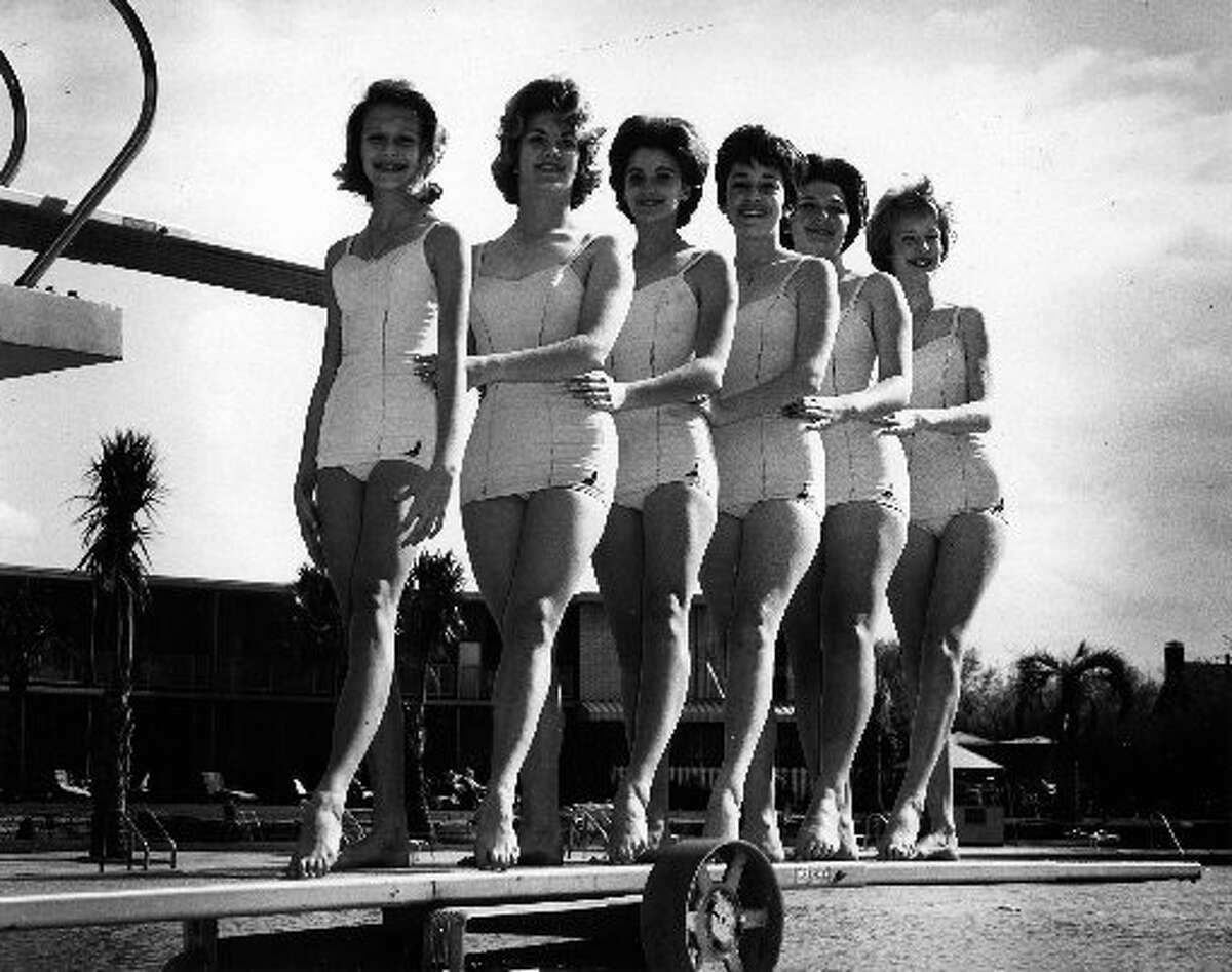 The Shamrock Corkettes were a synchronized swimming team.
