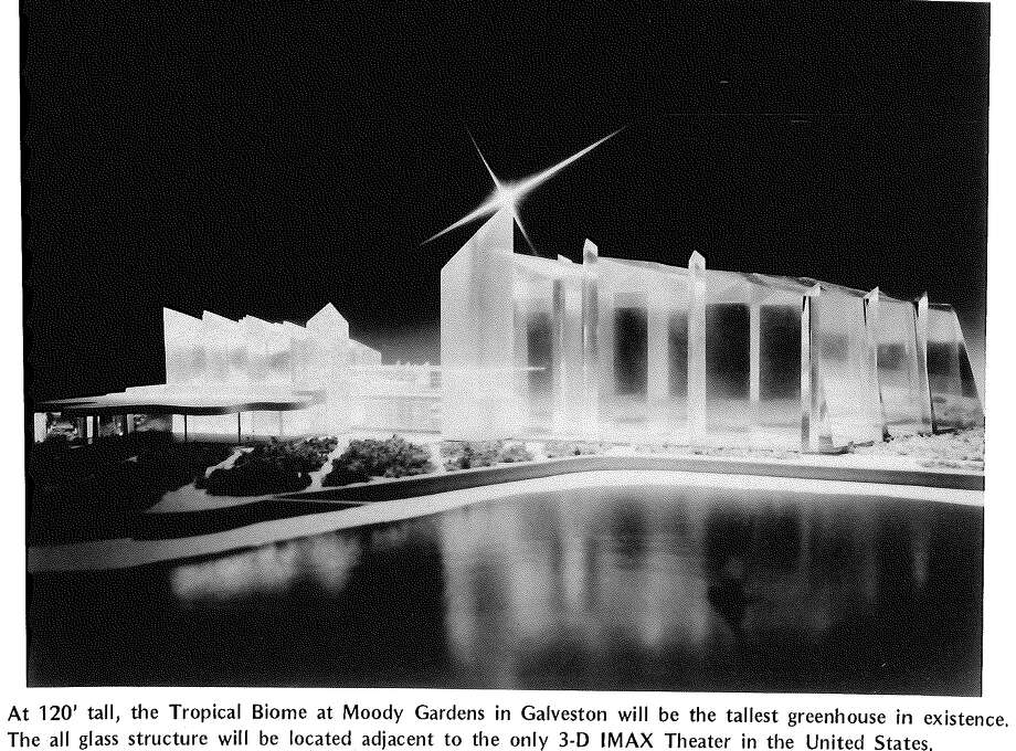 (Moody Gardens Archives)