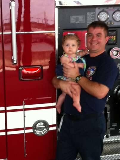 My husband Jason is a great dad! No one makes Sophie laugh like her daddy does!!