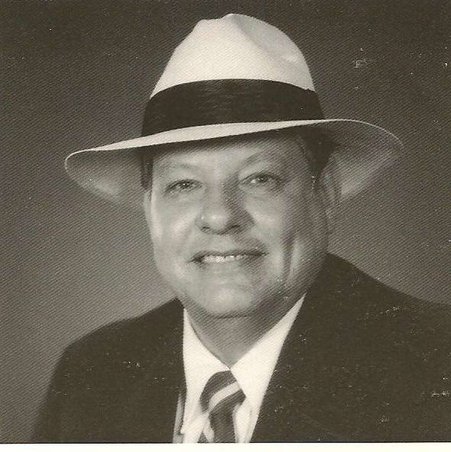 He is an author and public speaker on the old gambling days in Galveston.  He is cool in his hats.