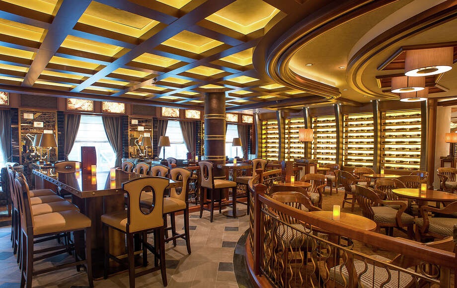 Princess Cruises Princess Royal. Vines wine bar Photo: Steve Dunlop, Princess Cruises / Photography by Phill Jackson & Steve Dunlop