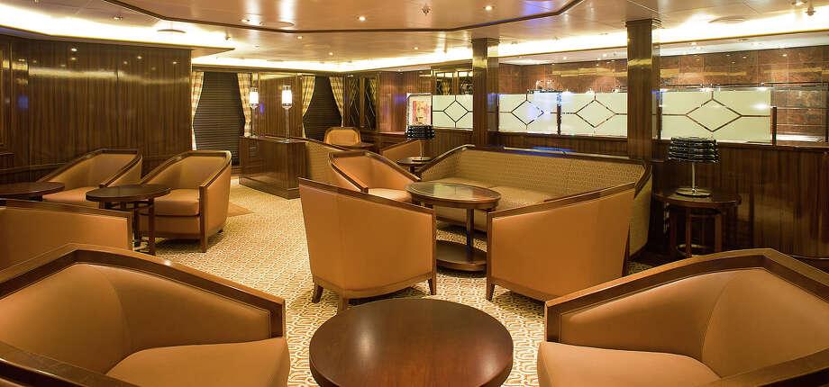 Princess Cruises Princess Royal. Concierge Lounge Photo: Steve Dunlop, Princess Cruises / Photography by Phill Jackson & Steve Dunlop