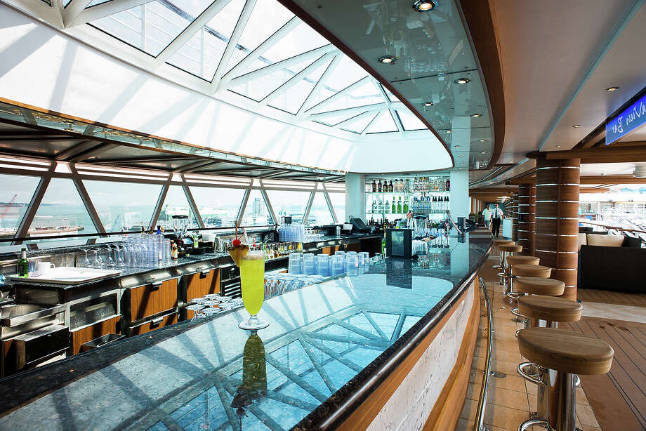 Princess Cruises Princess Royal. Sea View Bar Photo: Steve Dunlop, Princess Cruises / Photography by Phill Jackson & Steve Dunlop