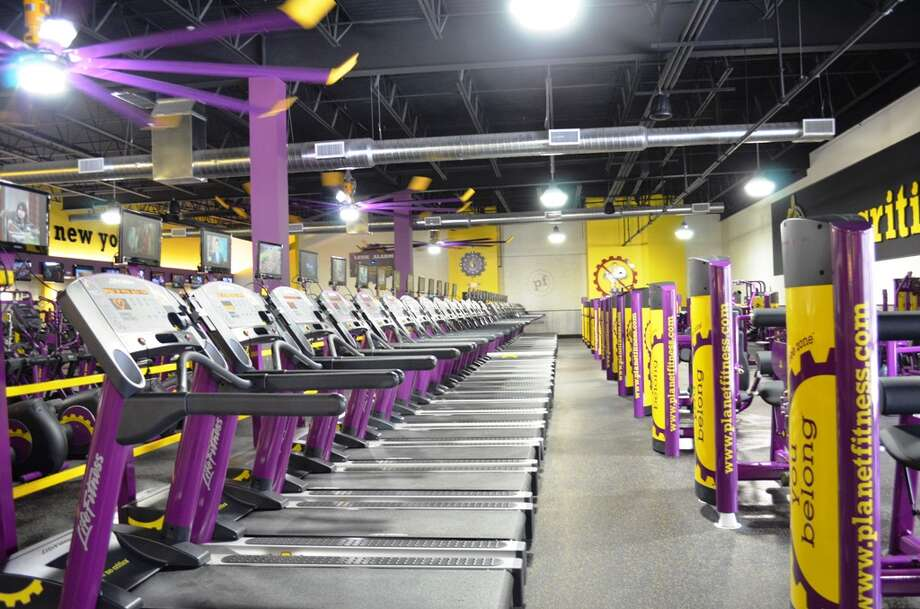 Interior of a Planet Fitness (Courtesy PF Management Group)