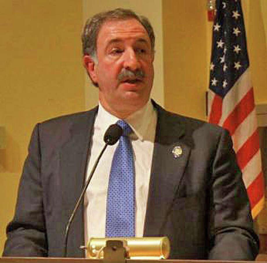 State Rep. Jonathan Steinberg, D-136. Photo: Paul Schott, File Photo / Westport News