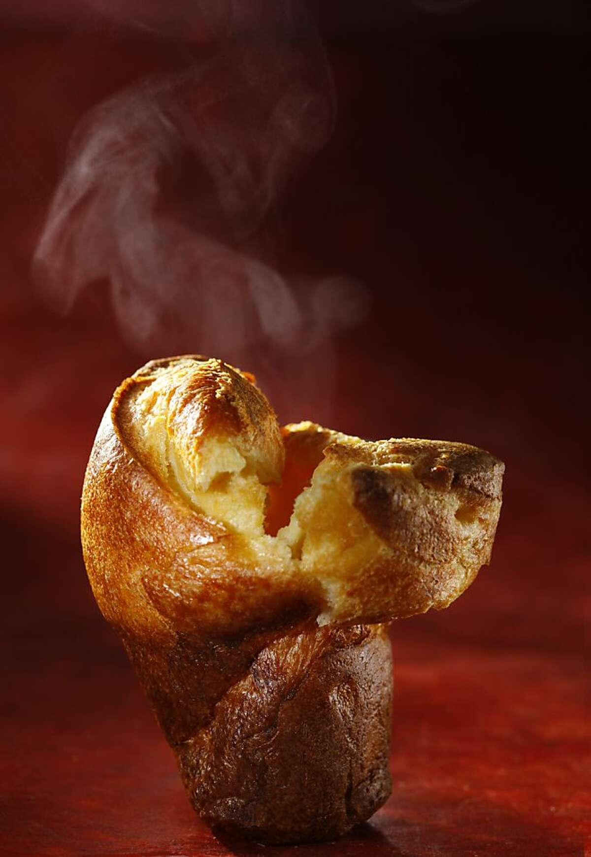 Popover as seen in San Francisco, California, on May 29, 2013. Food styled by Jillian Welsh.