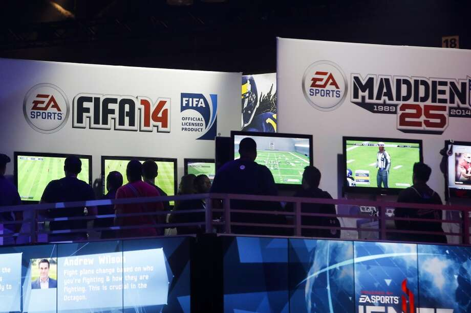 "Called the ""most authentic football game in history"" by the designers, Electronic Arts Inc.'s 'FIFA 14' was a popular release."