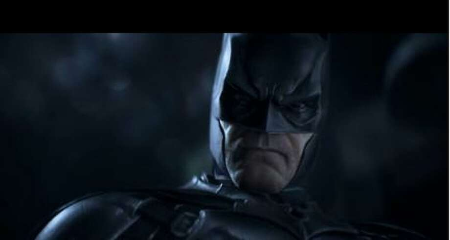 Warner Brother's 'Batman: Arkham Origins,' in stores October 25 for PS3, PS Vita, Xbox 360, Wii U, Nintendo 3DS and PC.