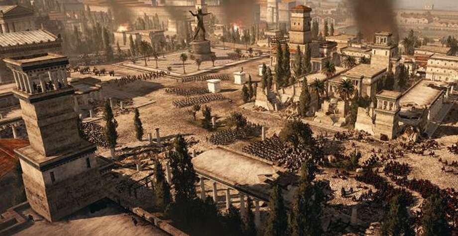 The much anticipated 'Rome II' from Sega will be released on September 3.