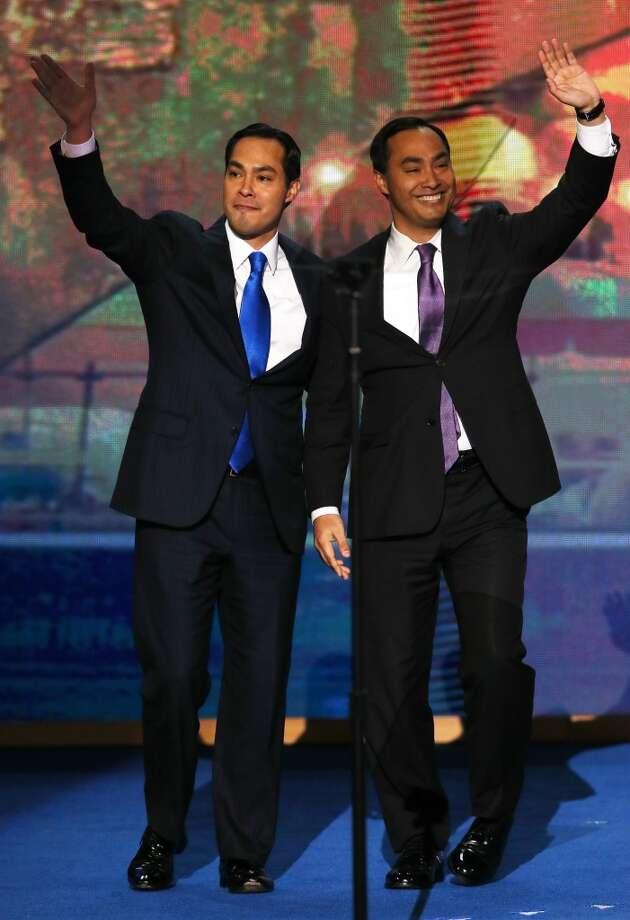 San Antonio bonus points: the Castro twins. Where are your twin legislators, NYC?
