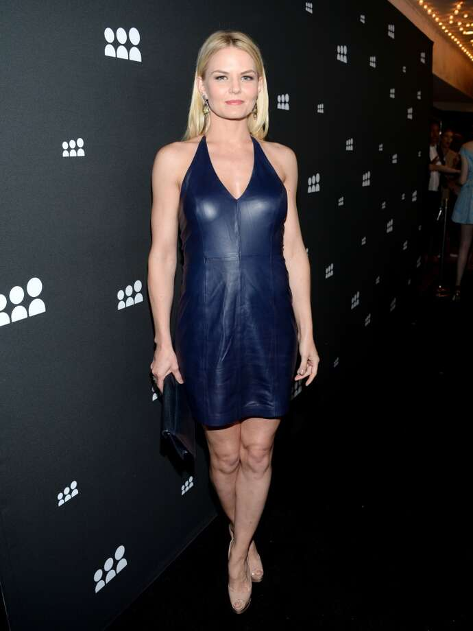 LOS ANGELES, CA - JUNE 12:  Actress Jennifer Morrison attends the new Myspace launch event at the El Rey Theatre on June 12, 2013 in Los Angeles, California  (Photo by Jason Kempin/Getty Images for Myspace)