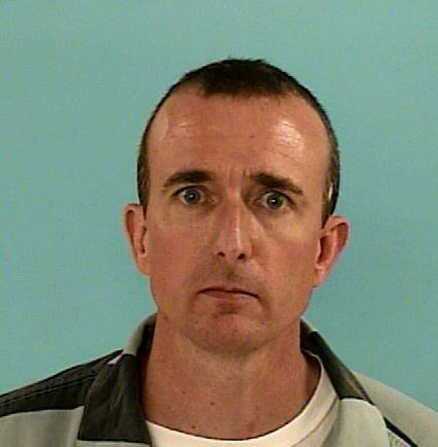 Christopher Lee Sutton, 37, was indicted Tuesday on five counts of improper relationship between an educator and a high school student in the Conroe school district. Sutton was a sergeant in the school district police department. Photo: Montgomery County Sheriff