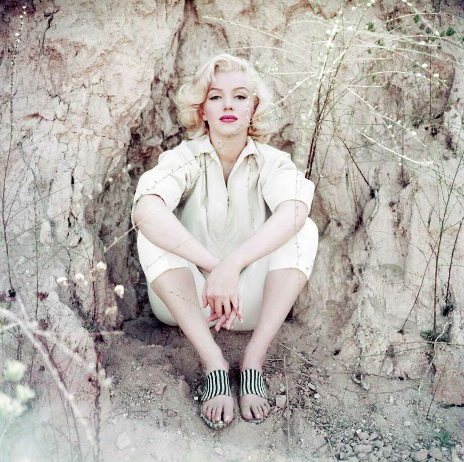 """Love, Marilyn"" employs actresses to give voice to Marilyn Monroe's penned words. Photo: Milton H. Greene Â2012, Handout / ONLINE_YES"