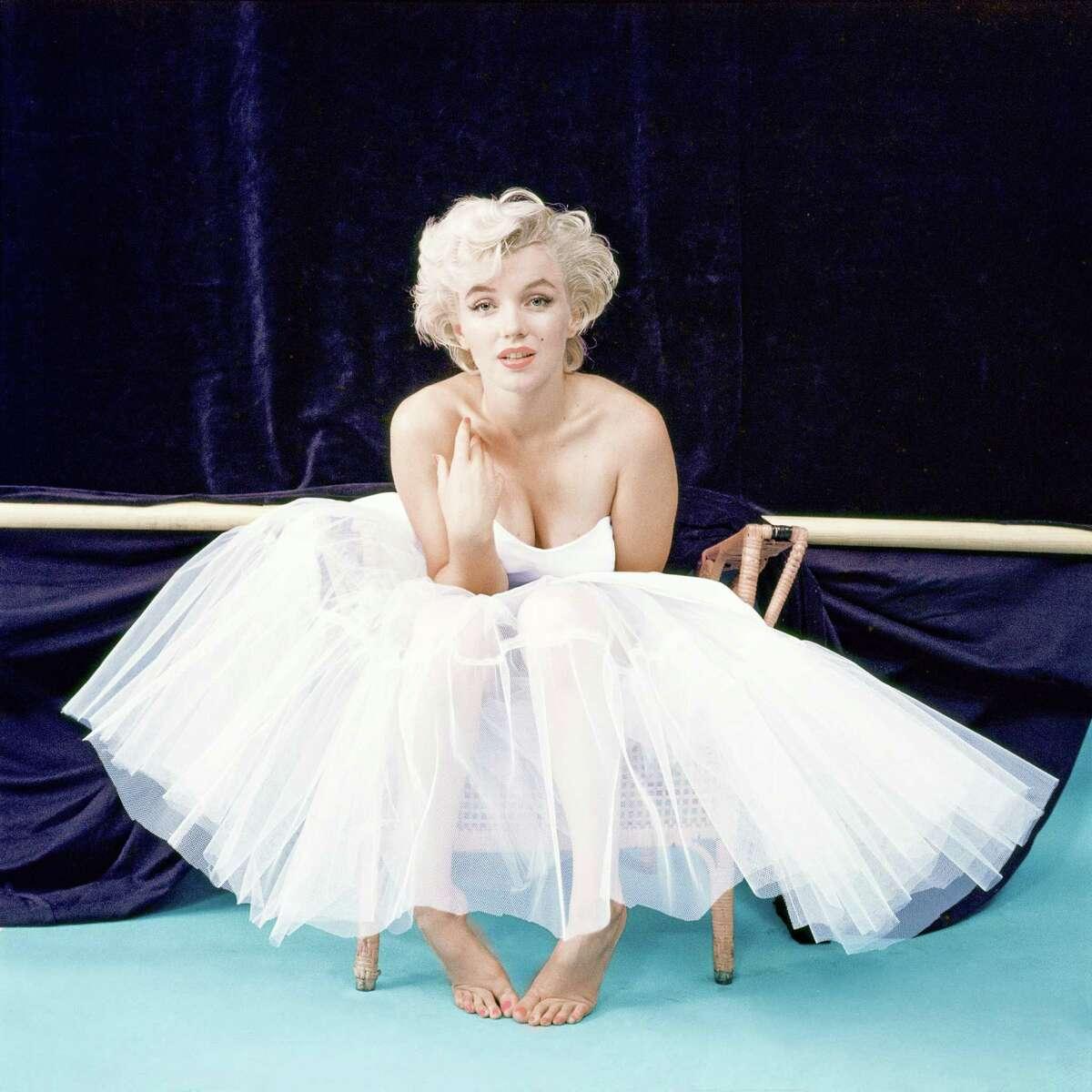 LOVE, MARILYN: Marilyn Monroe.