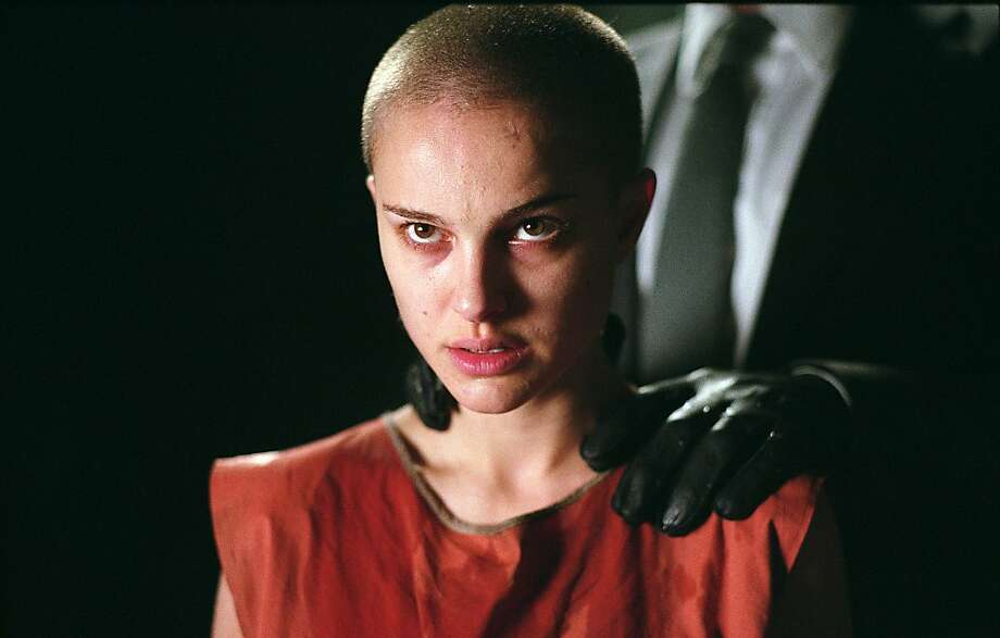 """V for VendettaThe fight against a totalitarian society in """"V for Vendetta"""" has made the movie an emblem for political groups from libertarians to anarchists for promoting  their beliefs. A freedom fighter, V, rescues a girl from the secret police and finds his ally in her. Photo: David Appleby, AP"""