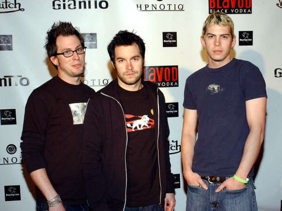 Chevelle  Main stageThe Chicago, Illinois band is been a returning favorite to the festival.  Photo: Amanda Edwards, Getty Images / 2004 Getty Images
