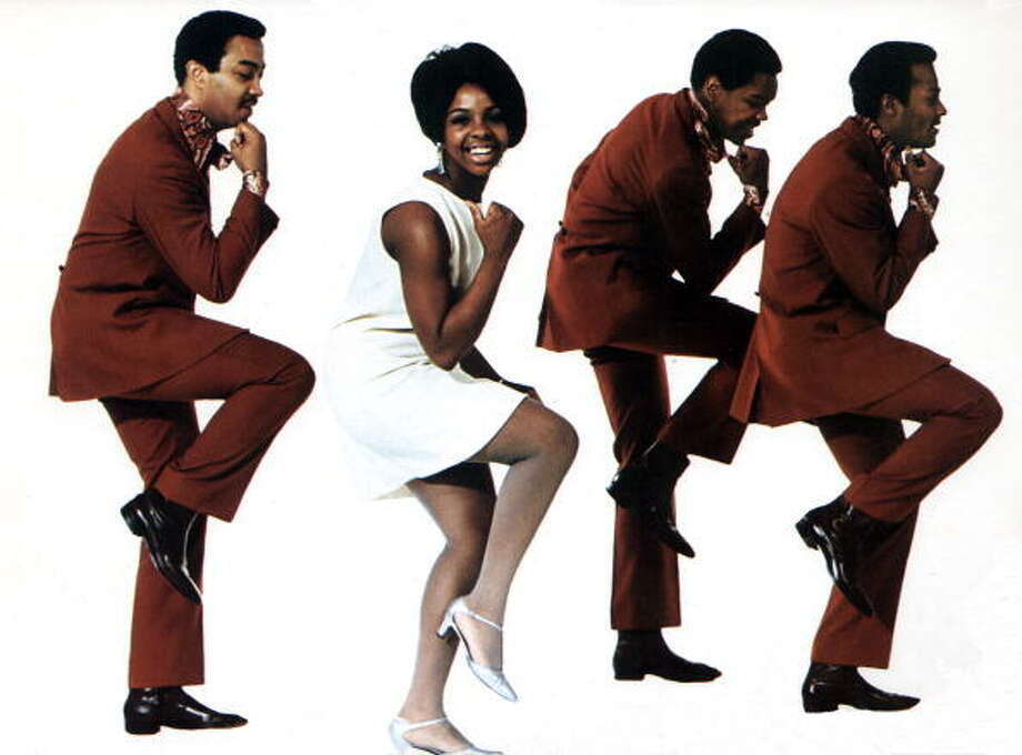 "Gladys Knight and the Pips in 1960. (Scroll through the slideshow for more photos of Motown recording artists, and scenes from the Broadway production ""Motown the Musical."") Photo: GAB Archive, Redferns / Redferns"