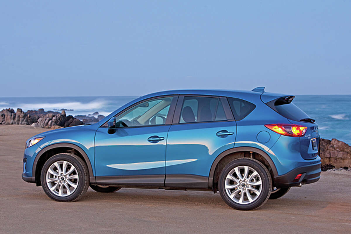 Kekurangan Mazda Cx 5 2014 Perbandingan Harga