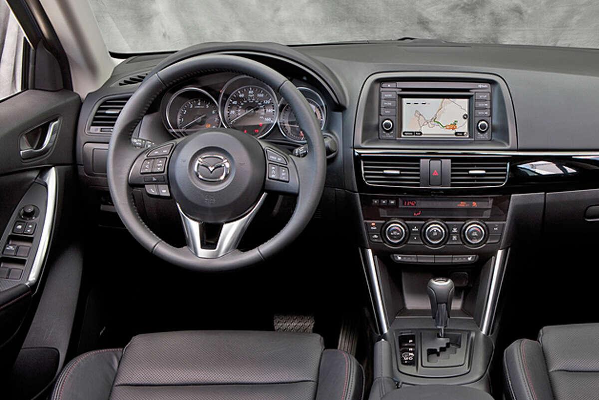 2014 Mazda CX-5 (photo courtesy Mazda)