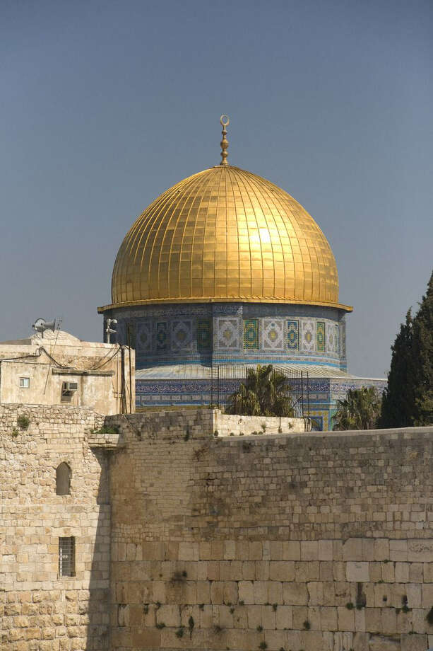 The Dome of the Rock, a shrine to the Temple Mount in the old city of Jerusalem, is considered one of the holiest spots on earth by Jews and Muslims. Photo: Israel Ministry Of Tourism