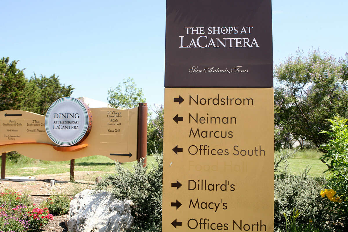 The Shops at La Cantera won Readers' Choice and Critics' Choice for best shopping center/mall.