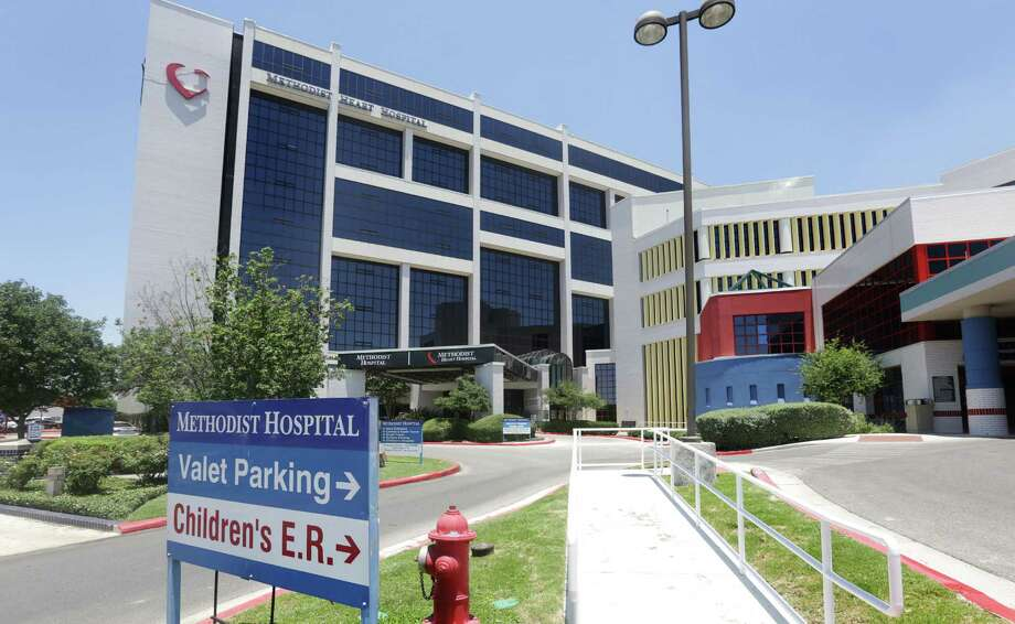 Methodist Hospital on Floyd Curl Drive is one of several hospitals in the Methodist Healthcare System in San Antonio. Photo: Bob Owen / San Antonio Express-News
